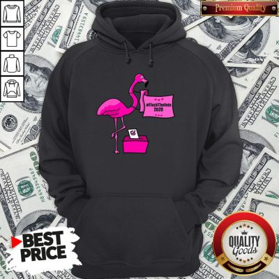 Official #FlockTheVote2020 Flock The Vote Hampden Baltimore MD Hoodie