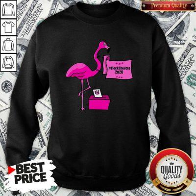 Official #FlockTheVote2020 Flock The Vote Hampden Baltimore MD SweatShirt