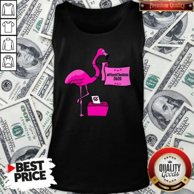 Official #FlockTheVote2020 Flock The Vote Hampden Baltimore MD Tank Top