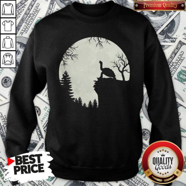 Original Howling Turtle The Moon SweatShirt