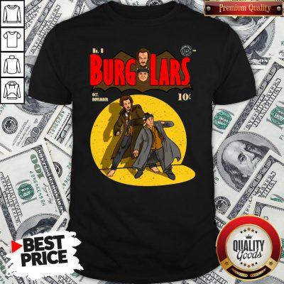 Premium No 8 Burglars Oct November Shirt