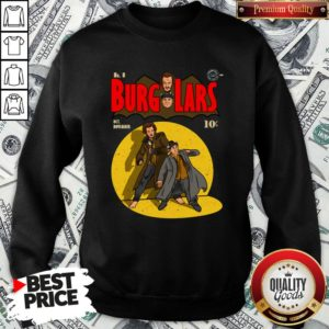 Premium No 8 Burglars Oct November SweatShirt