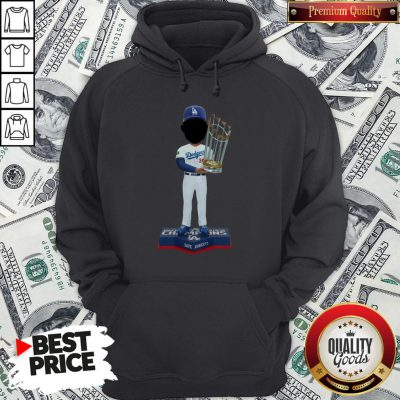 Top Dave Roberts Los Angeles Dodgers 2020 World Series Champions Hoodie