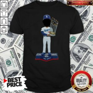 Top Dave Roberts Los Angeles Dodgers 2020 World Series Champions Shirt
