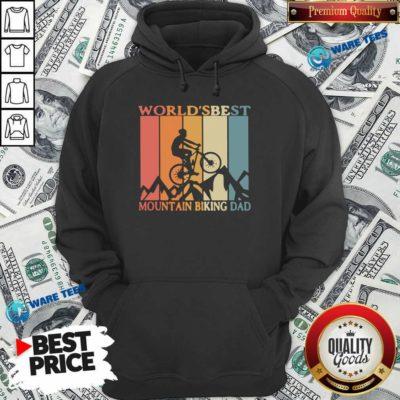 Best Mtb Dad Ever Hoodie- Design by Waretees.com