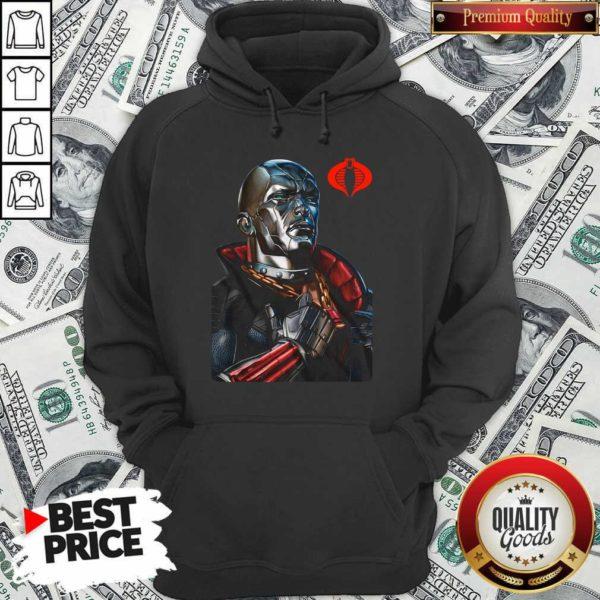 Destro Classic Pose Gi Joe 2020 Hoodie - Design By Waretees.com