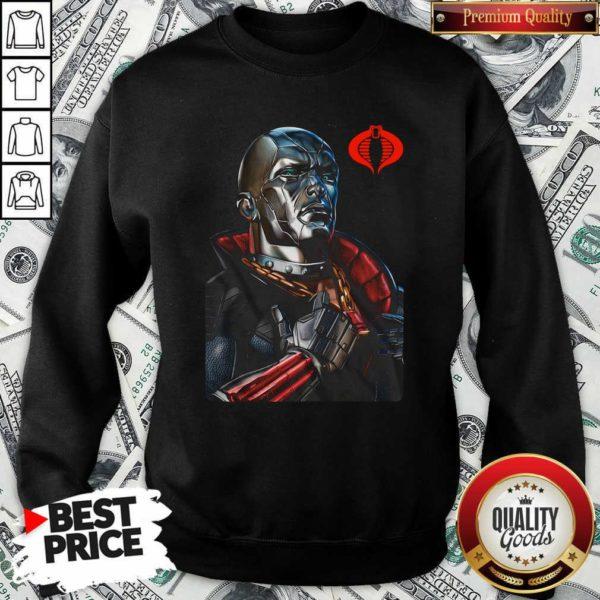 Destro Classic Pose Gi Joe 2020 Sweatshirt - Design By Waretees.com