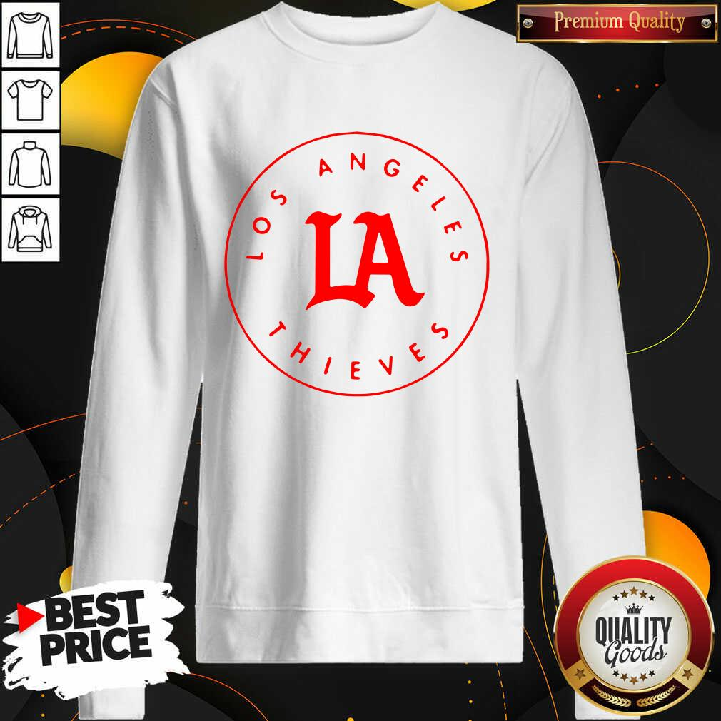 Awesome Los Angeles Thieves Sweatshirt - Design by Waretees.com