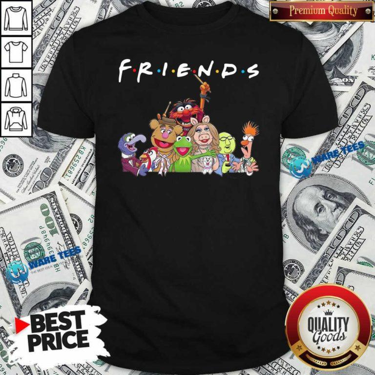 Muppet Friends Shirt- Design By Waretees.com