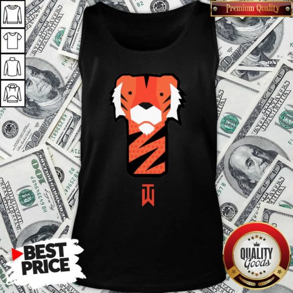 Awesome Tiger Woods Frank Golf Tank Top - Design by Waretees.com