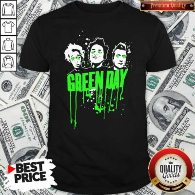 Green Day Team Shirt - Design By Waretees.com