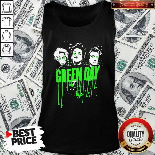 Green Day Team Tank Top - Design By Waretees.com