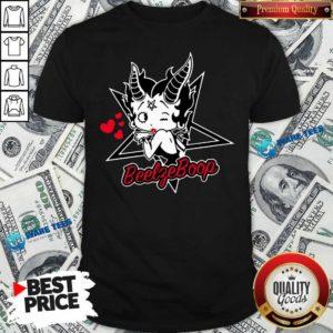 Betty Boop BeelfeBoop Shirt- Design by Waretees.com