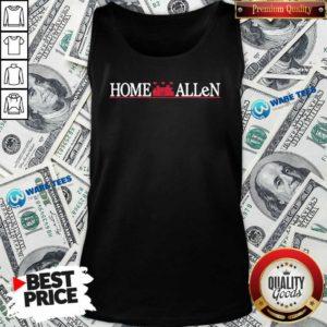 Buffalo Bills Home Of Allen Tank-Top- Design by Waretees.com