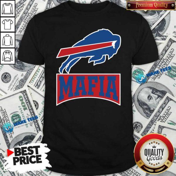 Buffalo Bills Mafia 2020 Shirt- Design by Waretees.com