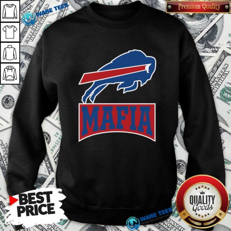 Buffalo Bills Mafia 2020 Sweatshirt- Design by Waretees.com