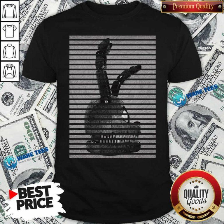 Fnaf Ar Merch Store Plushtrap Portrait Shirt- Design by Waretees.com