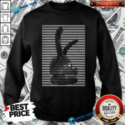 Fnaf Ar Merch Store Plushtrap Portrait Sweatshirt- Design by Waretees.com