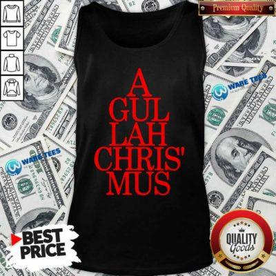Gullahtsntings A Gullah Chris Mus Tank-Top- Design by Waretees.com