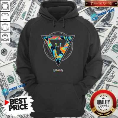 Typical Gamer Merch Thermal Scope Hoodie- Design By Waretees.com