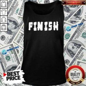 Finish Lamar Jackson Tank-Top- Design by Waretees.com
