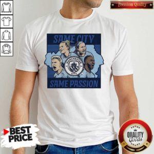 Good Same City Same Passion 2020 Shirt - Design by Waretees.com
