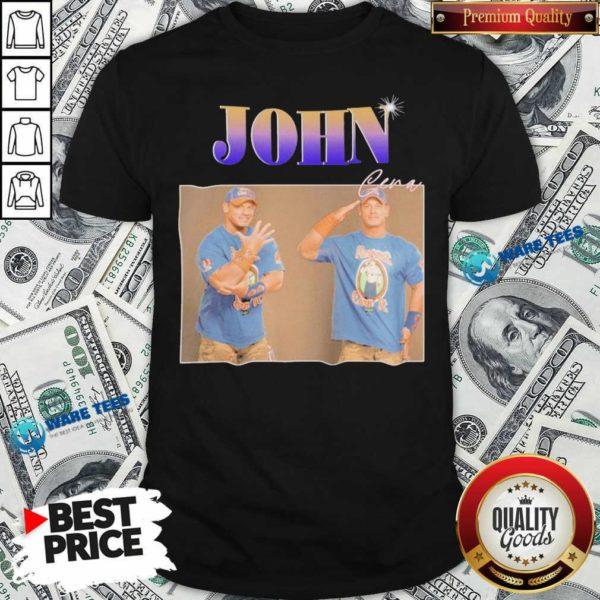 John Cera Shirt- Design by Waretees.com