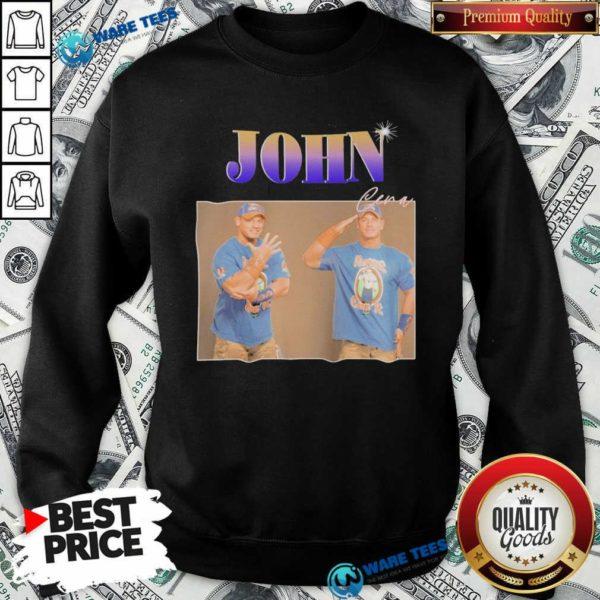 John Cera Sweatshirt- Design by Waretees.com