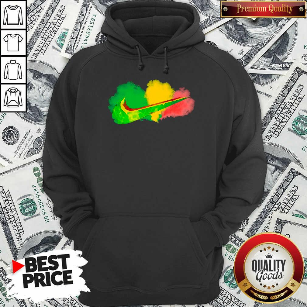 Roots Rock Reggae Hoodie - Design By Waretees.com