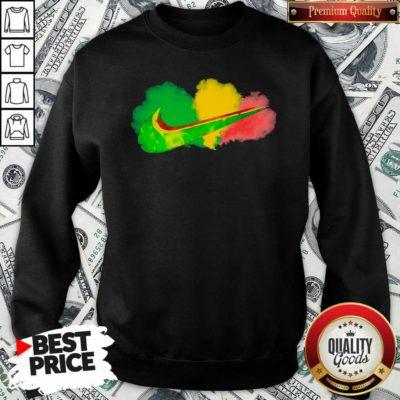 Roots Rock Reggae Sweatshirt - Design By Waretees.com