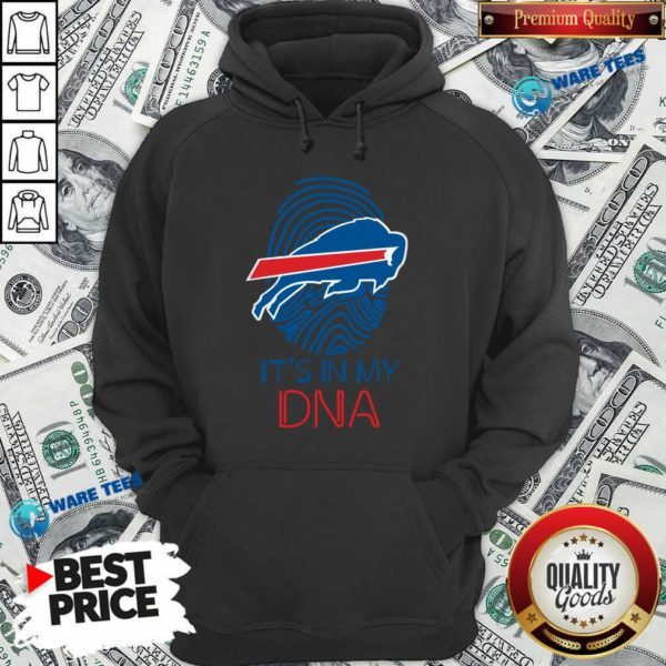 Buffalo Bills Mafia It's In My DNA Hoodie- Design by Waretees.com
