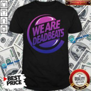 Kt8 Merch Zeds Dead Deadbeats Beyond Beats Shirt- Design by Waretees.com
