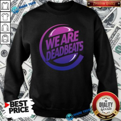 Kt8 Merch Zeds Dead Deadbeats Beyond Beats Sweatshirt- Design by Waretees.com