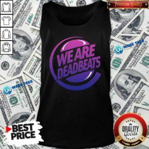 Kt8 Merch Zeds Dead Deadbeats Beyond Beats Tank-Top- Design by Waretees.com