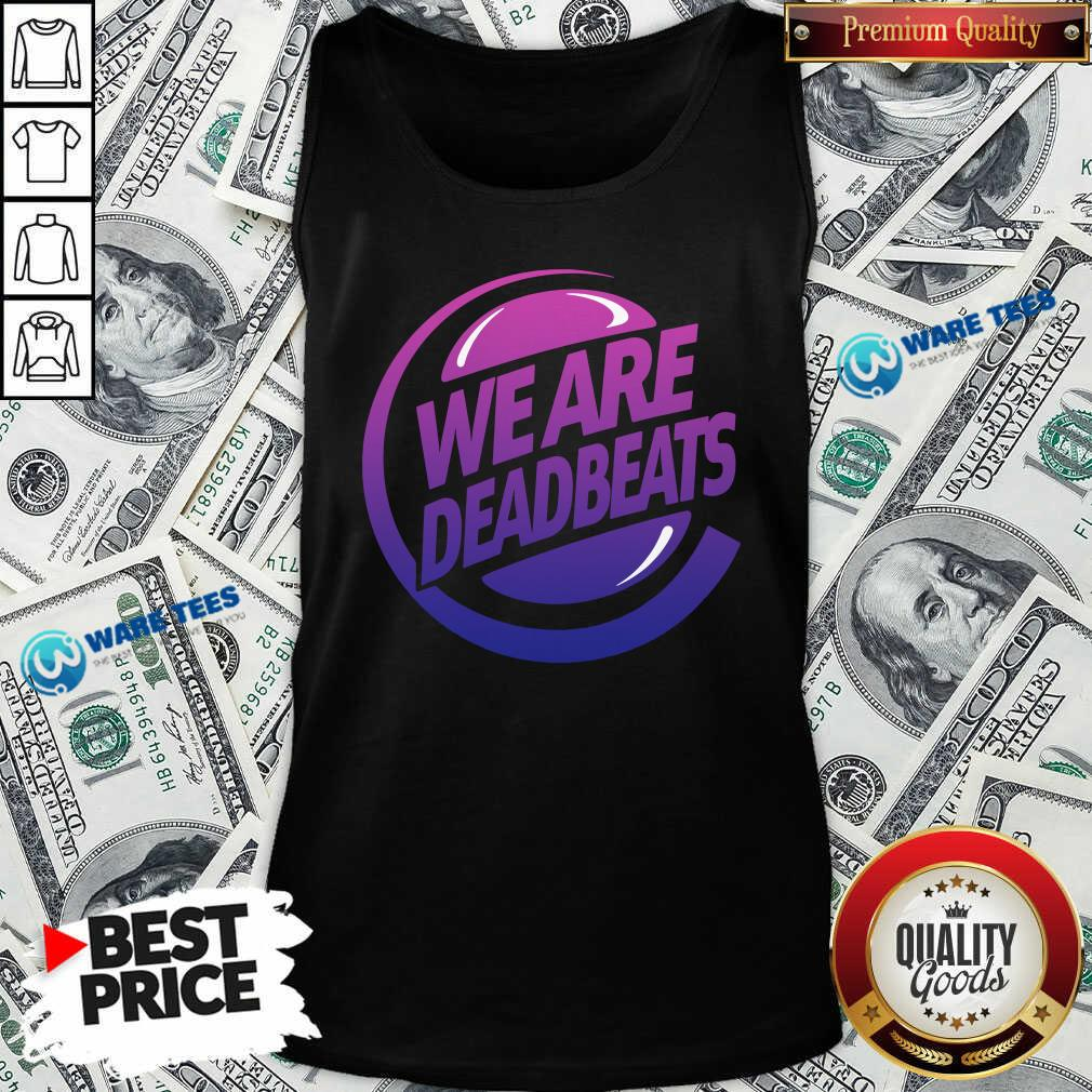Kt8 Merch Zeds Dead Deadbeats Beyond Beats Tank-Top- Design by Waretees.com