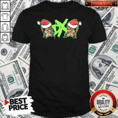 DX Team Dance Hat Santa Merry Christmas Shirt - Design By Waretees.com