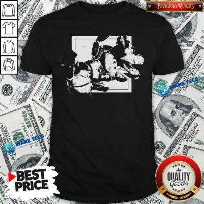 Fnaf Ar Merch Store Chromatic Shirt- Design by Waretees.com