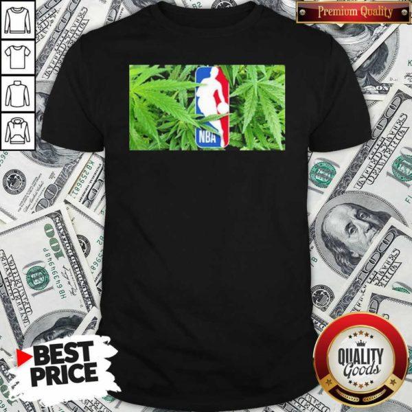 Cannabis NBA Champions 2020 Shirt - Design By Waretees.com