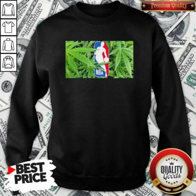 Cannabis NBA Champions 2020 Sweatshirt - Design By Waretees.com