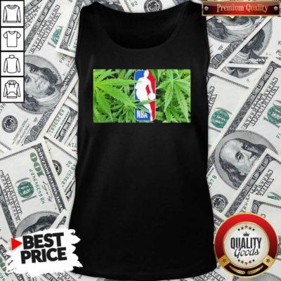 Cannabis NBA Champions 2020 Tank Top - Design By Waretees.com