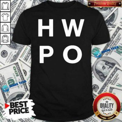 Hwpo Project Merch Hwpo Everyday Shirt- Design By Waretees.com