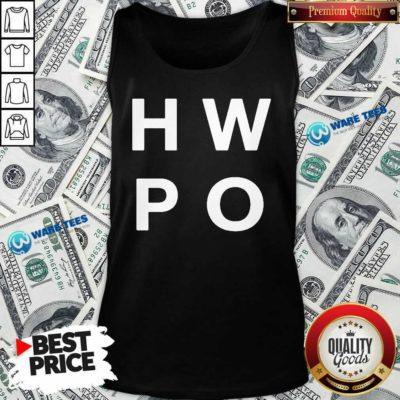 Hwpo Project Merch Hwpo Everyday Tank-Top- Design By Waretees.com