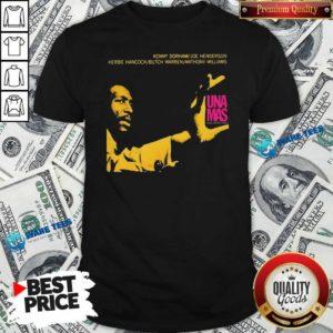 Jazz Album Cover Artwork Reproduction Kenny Dorham Trumpet Player Afro American Artist Band Shirt- Design by Waretees.com