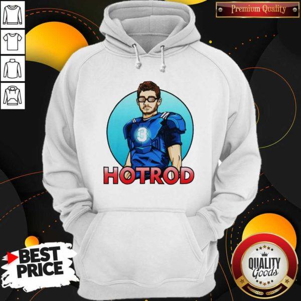 Pretty Blankenship Hotrod Hoodie - Design by Waretees.com