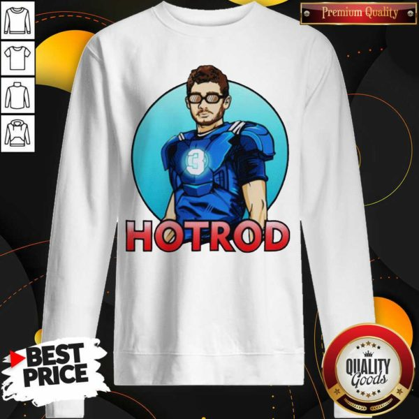 Pretty Blankenship Hotrod Sweatshirt - Design by Waretees.com