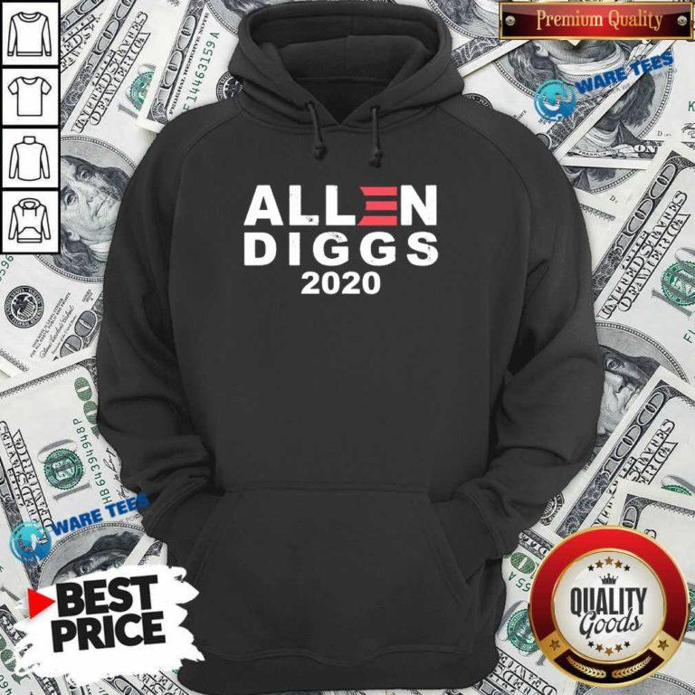 Buffalo Bills Allen Diggs 2020 Hoodie- Design by Waretees.com