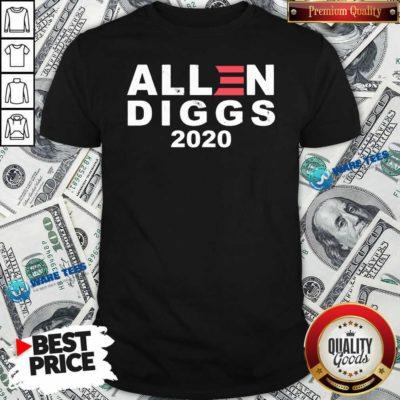 Buffalo Bills Allen Diggs 2020 Shirt- Design by Waretees.com