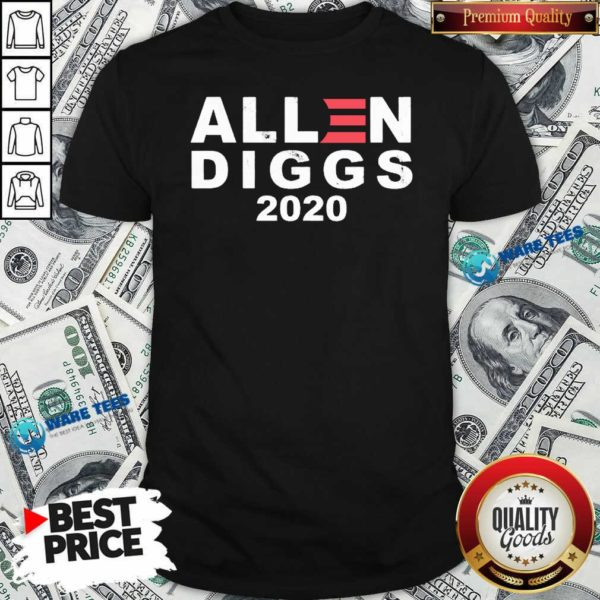 Buffalo Bills Allen Diggs 2020 Shirt- Design by Waretees.com