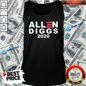 Buffalo Bills Allen Diggs 2020 Tank-Top- Design by Waretees.com