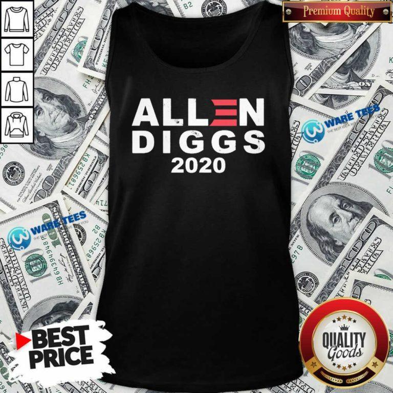 Buffalo Bills Allen Diggs 2020 Tank-Top- Design by Waretees.com